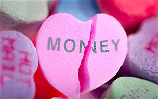 Are you in love with your banker?