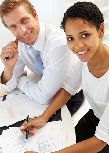 A personal loan for a client without up to date tax returns