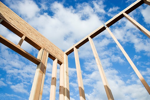 Do you only have a 5% deposit for a land and construction loan?